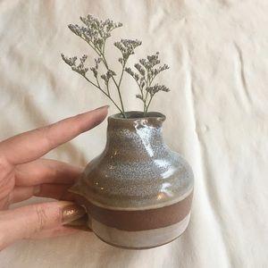 🌷 Clay Bud Vase 🌷
